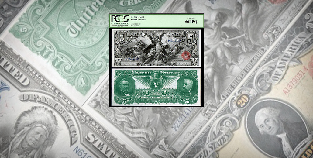 Large Size Paper Money