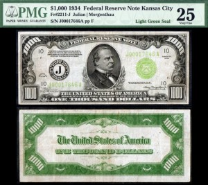 1934-1000frn-j7646a